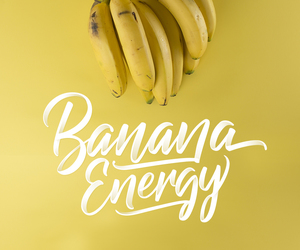 banana, energy, and theme image