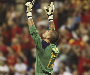 spain, victor valdes, and spain nt image