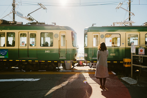 train, travel, and photography image