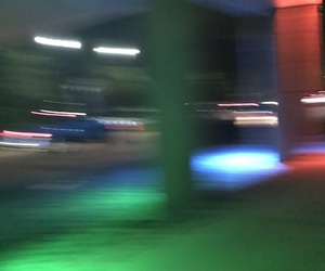 blurred, city, and cyber image