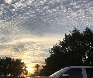 sky, Texas, and sunset image