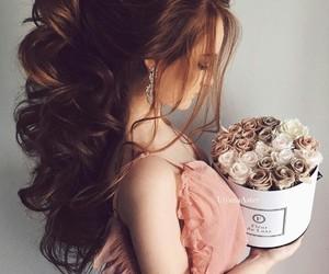 box, elegance, and girl image