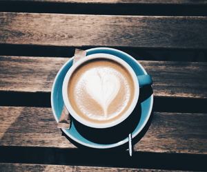 aesthetic, tumblr, and cappuccino image