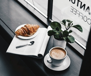 aesthetic, tumblr, and coffee image