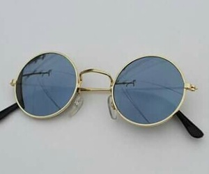 sunglasses, black, and fashion image