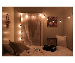 bed, bedsheets, and decorations image