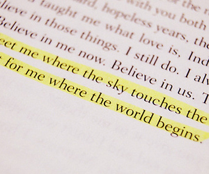 love quotes, quotes from books, and romance image