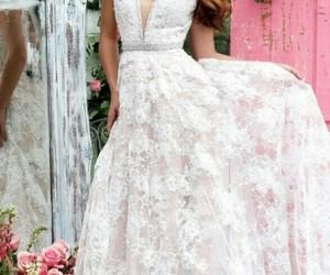 lace beaded dress