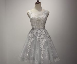 beautiful dress, short dresses, and veaul image