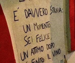 verissimo, frasi italiane, and vinooooo image