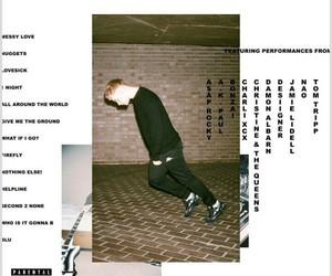 album, dance, and music image