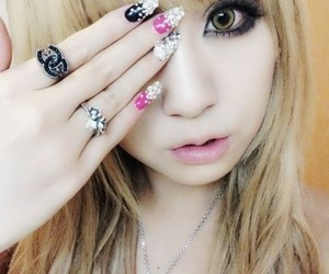 gyaru and japanese fashion image