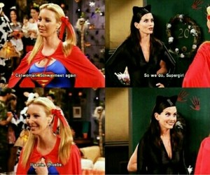 monica, phoebe, and friends image