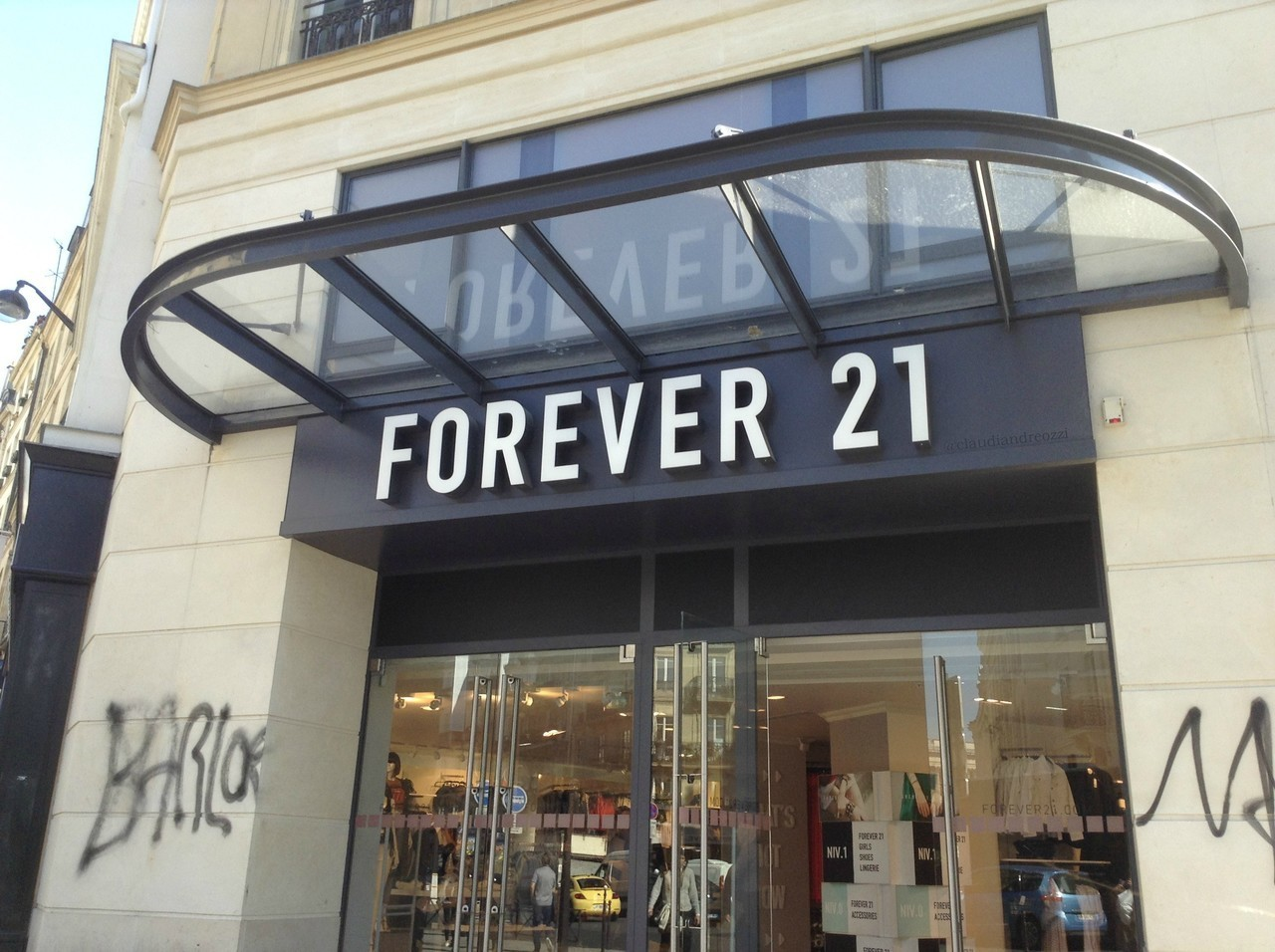 bambi, beige, and forever 21 image
