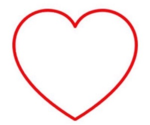 heart, icon, and png image