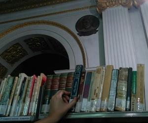 biblioteca, book, and books image