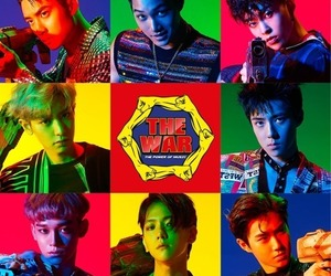 exo, Chen, and power image