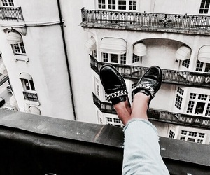 fashion, shoes, and travel image
