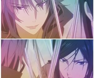 anime, yukari, and yatogami kuroh image
