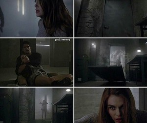 banshee, lydia, and malia image