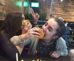 goals, friends, and food image