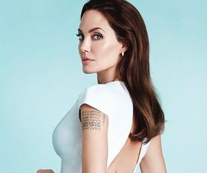 Angelina Jolie, celebrities, and celebritie image