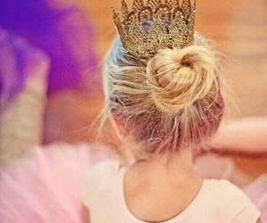 princess, ballet, and pink image