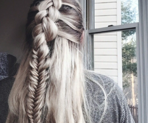 hair, style, and beautiful image