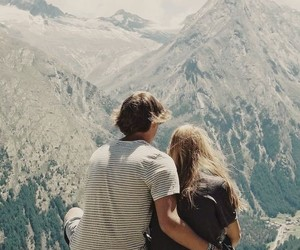 lovers and travel image