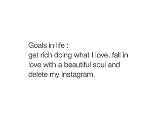 goals, words, and love image
