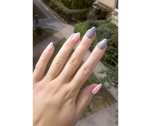 nails, perfectrose, and neonail image