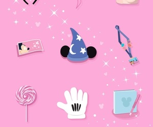 disney, disneyland, and mickey mouse image