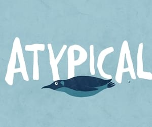 article, atypical, and netflix image