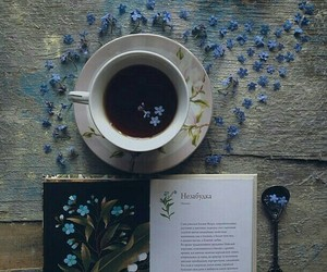 blue, book, and inspiration image