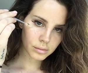 lana del rey, icon, and lust for life image