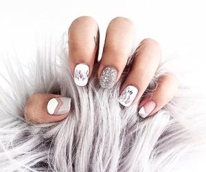 nails, tumblr, and love image