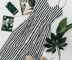 blogger, boho, and dress image