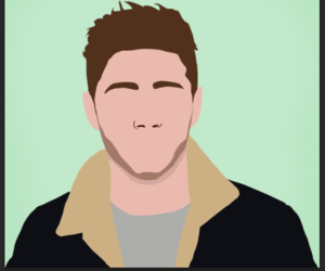 graphic, vector, and niall horan image