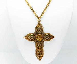 etsy, gothic victorian, and cross jewelry image