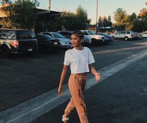 zendaya, beauty, and outfit image