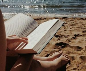books, libros, and summer image