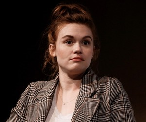 teen wolf, holland roden, and lydia martin image