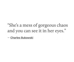 chaos, eyes, and gorgeous image
