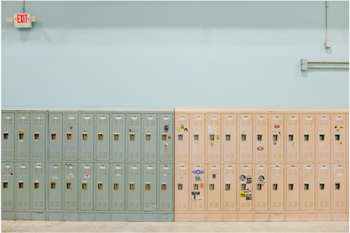 aesthetic, indie, and locker image