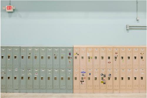 aesthetic, indie, and locker image