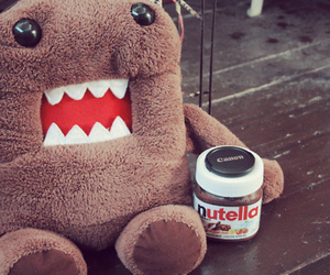 domo and nutella image