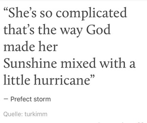 beautiful, hurricane, and quotes image