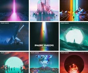 album, band, and evolve image