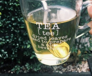 cup, Sunday, and tea image