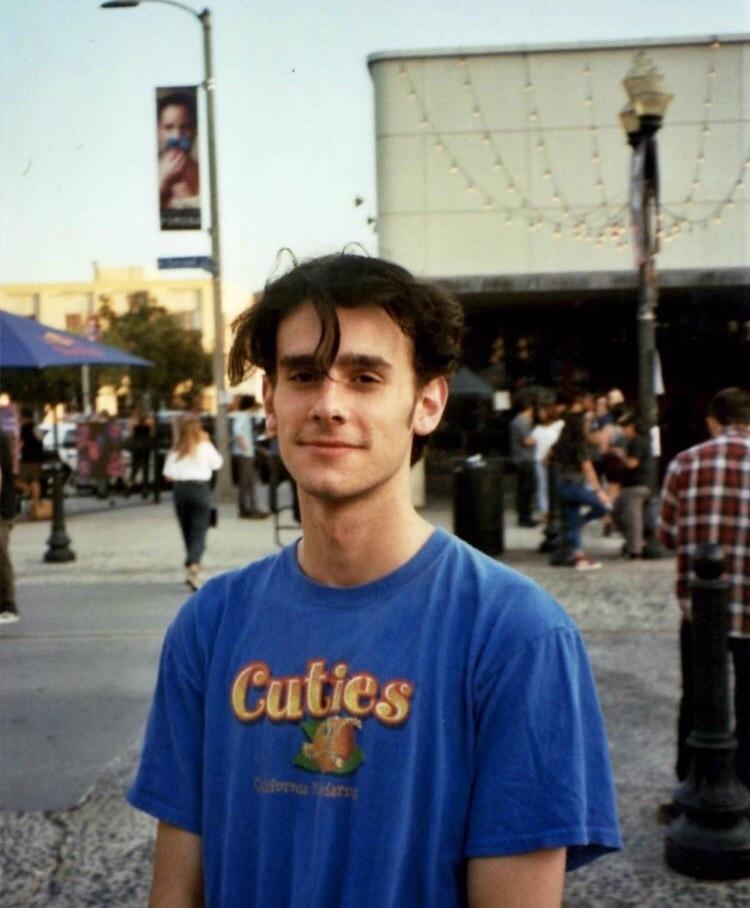 grunge, grunge guy, and banes world image